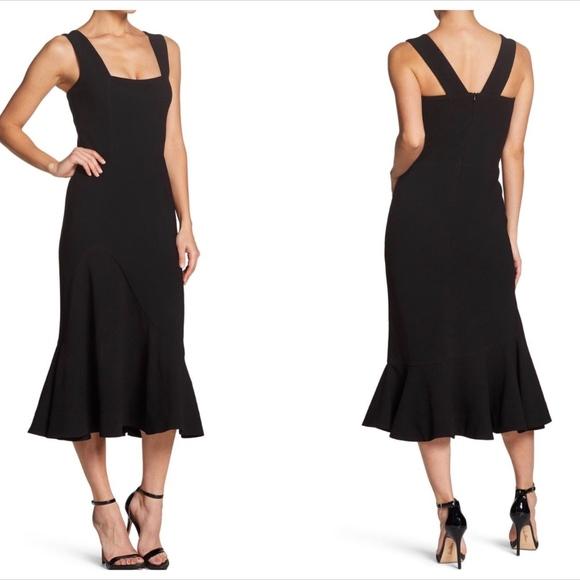 4861af48abb0 Dress the Population Dresses & Skirts - Dress The Population Monica Tea  Length Dress